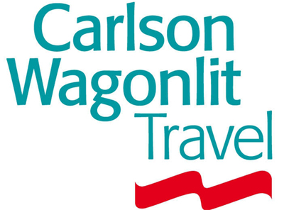 Logotipo de Carlson Wagonlit Travel