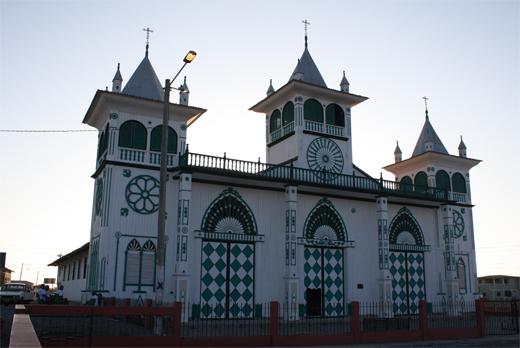 Iglesia de El Morro