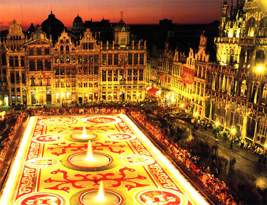 La Grand Place de Bruselas